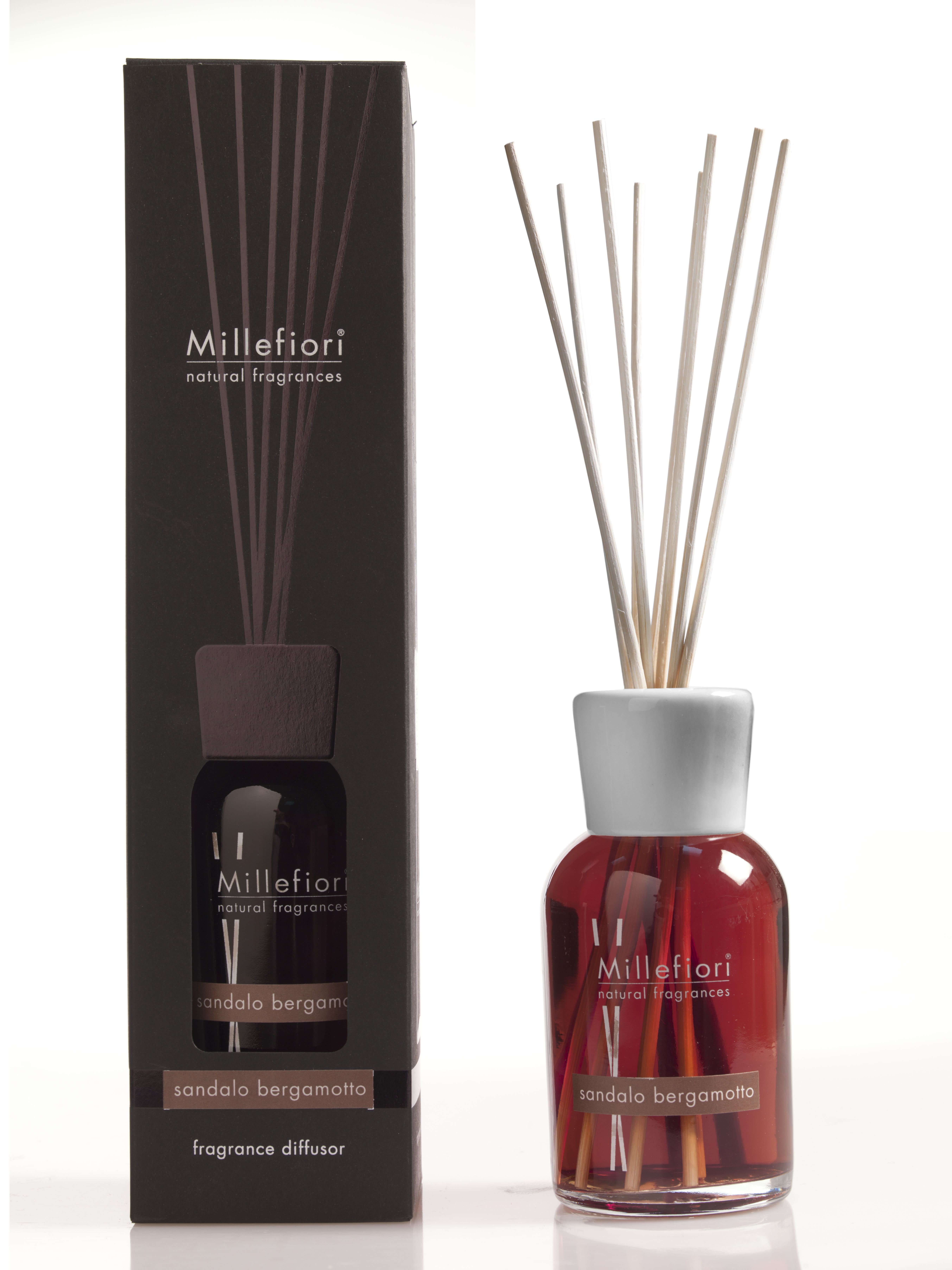 Millefiori Milano Natural Fragrances Diffusers Candles